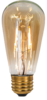 Foco Tipo campana, terminado humo de filamento LED. Atenuable | 4.5W | E27 | 127V | Tecnolite Aplicaciones